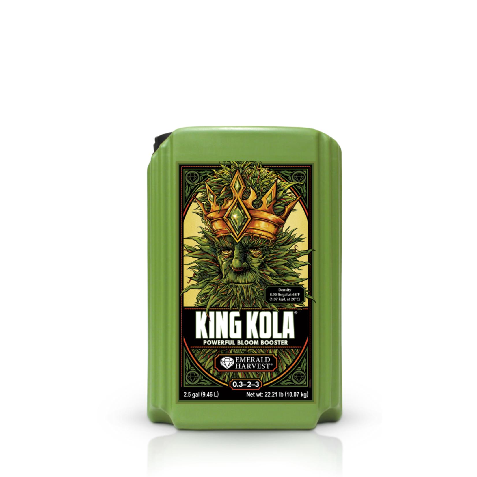 Emerald Harvest Emerald Harvest King Kola