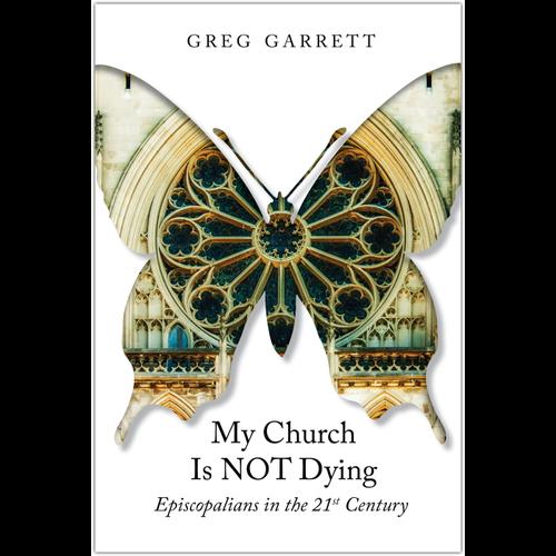 GARRETT, GREG MY CHURCH IS NOT DYING