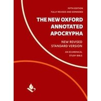NEW REVISED STANDARD VERSION (NRSV) OXFORD ANNOTATED