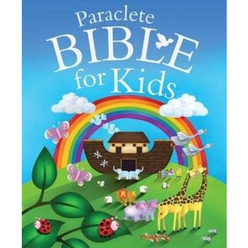 DAVID, JULIET PARACLETE BIBLE FOR KIDS by JULIET DAVID