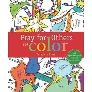 PRAYING FOR OTHERS IN COLOR by SYBIL MACBETH