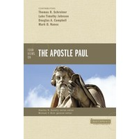 FOUR VIEWS ON THE APOSTLE PAUL: COUNTERPOINTS (BIBLE AND THEOLOGY) by STANLEY GUNDRY