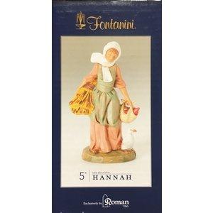 """FONTANINI HANNAH FARM GIRL - 5"""" FONTANINI"""