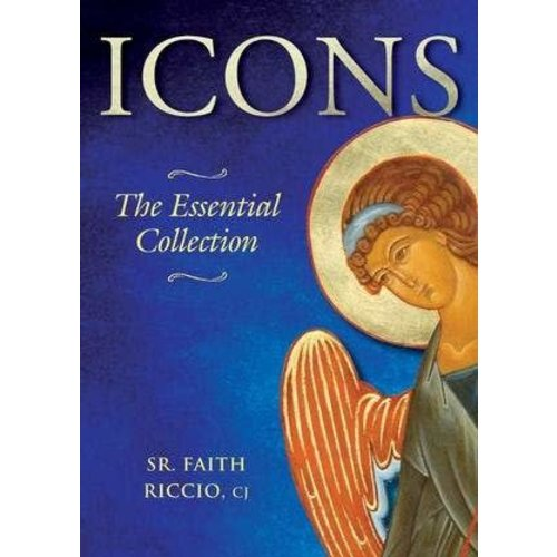 RICCIO, FAITH ICONS, THE ESSENTIAL COLLECTION by FAITH RICCIO