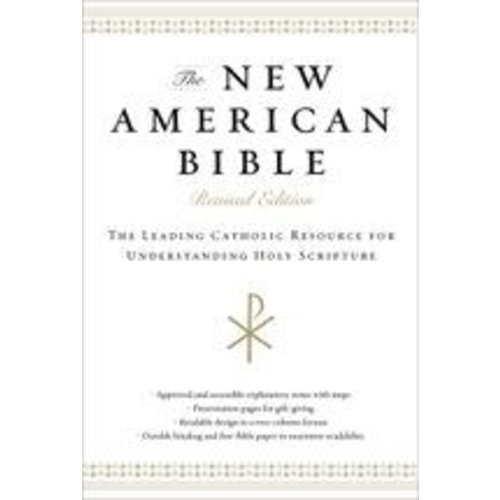 NEW AMERICAN BIBLE REVISED (NABRE)