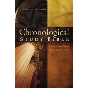 NEW KING JAMES VERSION (NKJV) CHRONOLOGICAL STUDY BIBLE