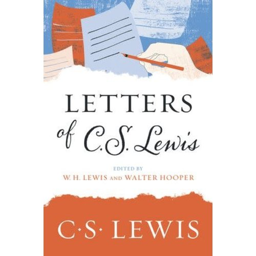 LEWIS, C. S. LETTERS OF C. S. LEWIS