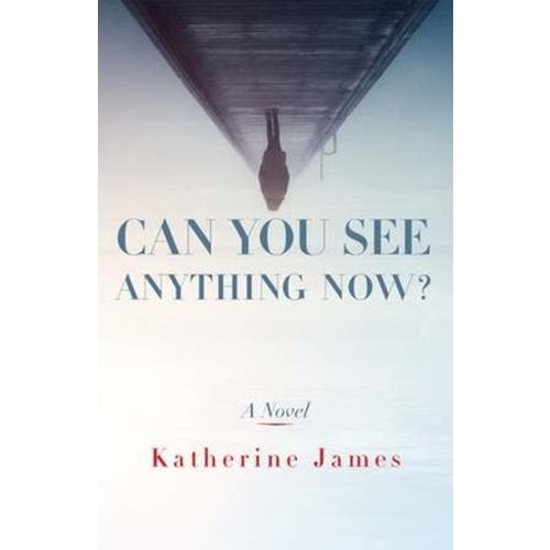 JAMES, KATHERINE CAN YOU SEE ANYTHING NOW: A NOVEL by KATHERINE JAMES