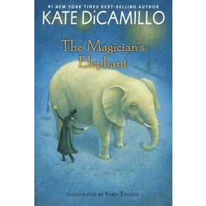 DICAMILLO, KATE THE MAGICIAN'S ELEPHANT