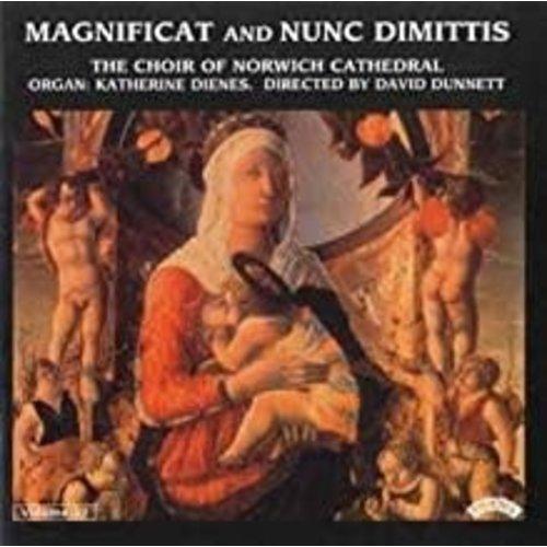 MAGNIFICAT  NUNC DIMITTIS VOL 17, CD