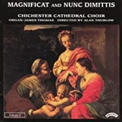 MAGNIFICAT AND NUNC DIMITTIS, VOL2, CD