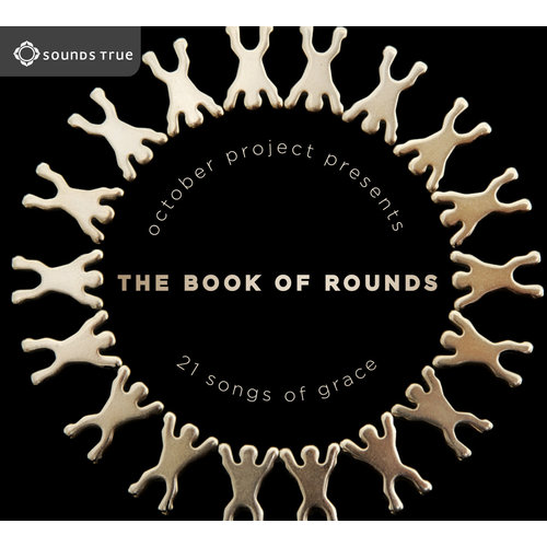 OCTOBER PROJECT BOOK OF ROUNDS   CD by THE OCTOBER PROJECT