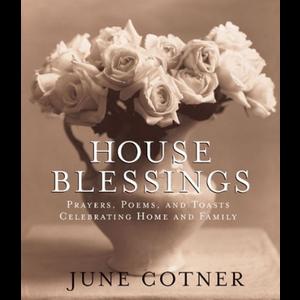 COTNER, JUNE HOUSE BLESSINGS by JUNE COTNER