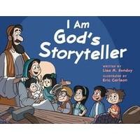I AM GOD'S STORYTELLER by Lisa M. Hendey