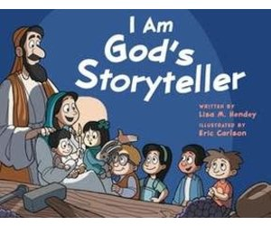 I AM GOD'S STORYTELLER - The Cathedral Book Store