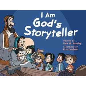 HENDEY, LISA I AM GOD'S STORYTELLER by Lisa M. Hendey