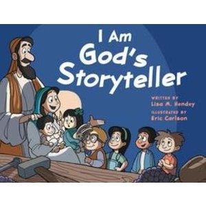HENDEY, LISA I AM GOD'S STORYTELLER by Lisa M. Hendey