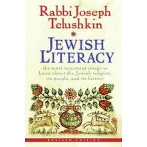 TELUSHKIN, JOSEPH JEWISH LITERACY