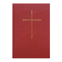 BOOK OF COMMON PRAYER, PEW EDITION, ROSE