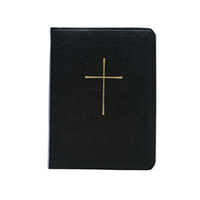 BOOK OF COMMON PRAYER, DELUXE PERSONAL EDITION, BONDED, BLACK