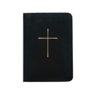BOOK OF COMMON PRAYER, ECONOMY EDITION, BLACK