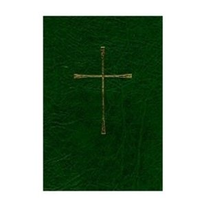 BOOK OF COMMON PRAYER , REVISED COMMON LECTIONARY, HARDCOVER, GREEN