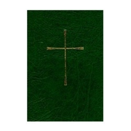 BOOK OF COMMON PRAYER, HARDCOVER, GREEN