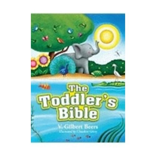 BEERS, V. GILBERT TODDLER'S BIBLE
