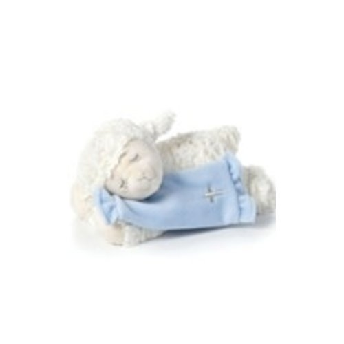 LAMB NOW I LAY ME DOWN - BLUE