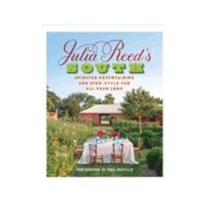 REED, JULIA JULIA REED'S SOUTH by JULIA REED