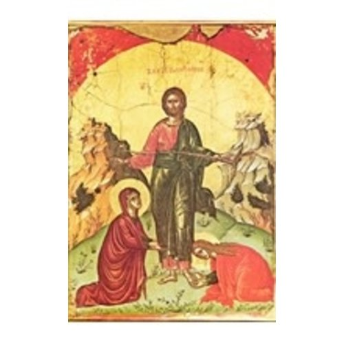 ICON, GREETING OF MYRRH-BEARERS, med size