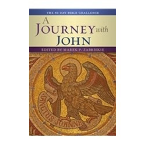 ZABRISKIE, MAREK JOURNEY WITH JOHN: THE 50 DAY BIBLE CHALLENGE