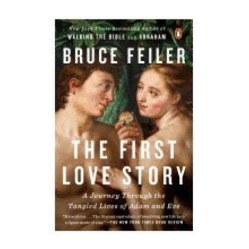FEILER, BRUCE FIRST LOVE STORY, ADAM, EVE AND US by BRUCE FEILER