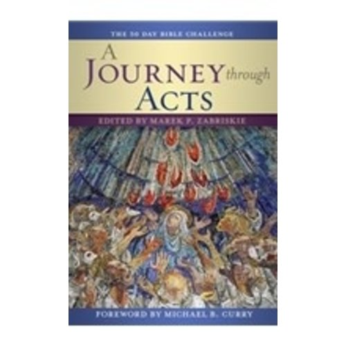ZABRISKIE, MAREK JOURNEY THROUGH ACTS: THE 50 DAY BIBLE CHALLENGE by MAREK ZABRISKIE