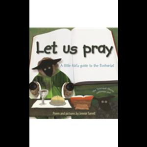 TURRELL, JENNIE LET US PRAY by JENNIE TURRELL