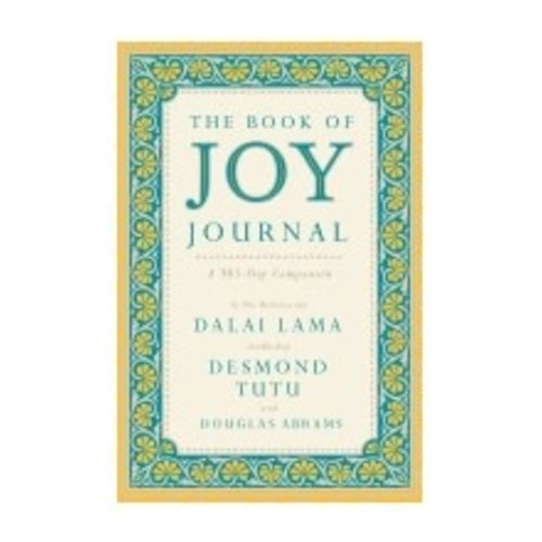 DALAI LAMA THE BOOK OF JOY JOURNAL: A 365 DAY COMPANION by DALAI LAMA