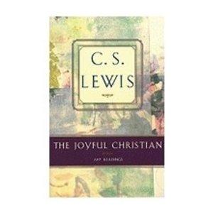 LEWIS, C. S. THE JOYFUL CHRISTIAN