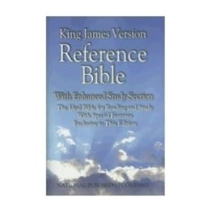 KING JAMES VERSION (KJV) REFERENCE BIBLE  ENHANCED STUDY SECTION