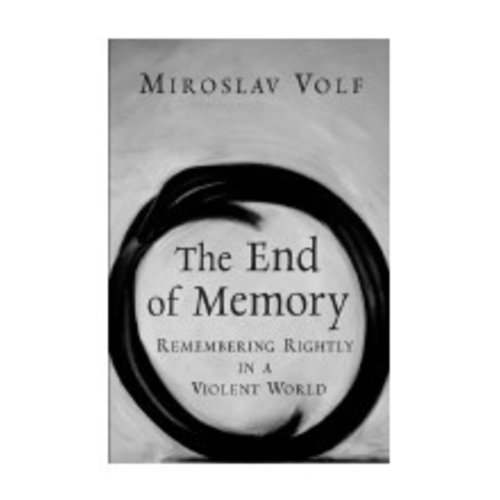 VOLF, MIROSLAV THE END OF MEMORY