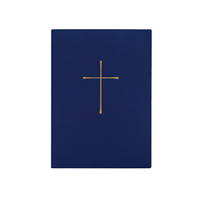 BOOK OF COMMON PRAYER, STUDY EDITION, PAPERBACK, BLUE