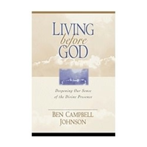 JOHNSON, BEN CAMPBELL LIVING BEFORE GOD