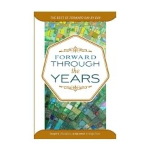 JONES, RACHEL FORWARD THROUGH THE YEARS by RACHEL JONES