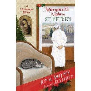 SWEENEY, JON MARGARET'S NIGHT AT ST PETER'S (POPE'S CAT SERIES)