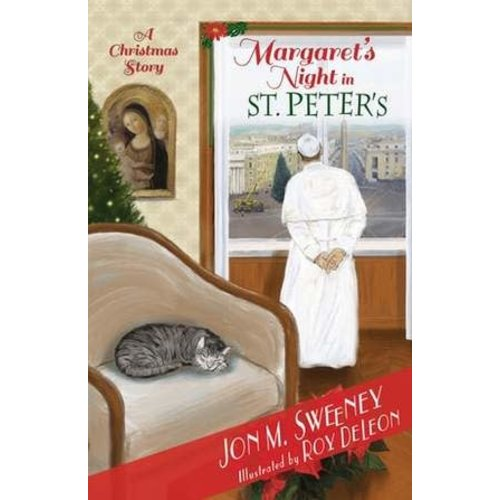 MARGARET'S NIGHT AT ST PETER'S (POPE'S CAT SERIES)