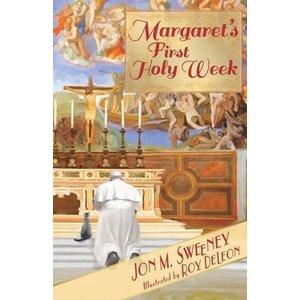 SWEENEY, JON MARGARET'S FIRST HOLY WEEK (POPE'S CAT SERIES) by JON SWEENEY