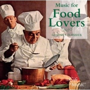 MUSIC FOR FOOD LOVERS