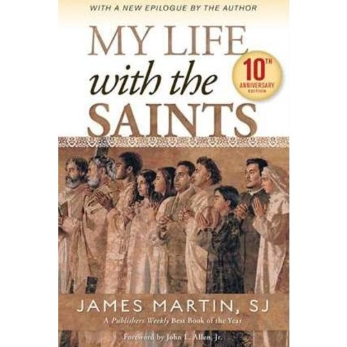 MARTIN, JAMES MY LIFE WITH THE SAINTS
