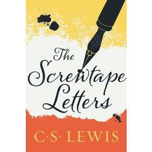 LEWIS, C. S. SCREWTAPE LETTERS