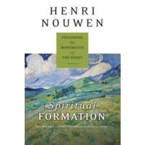 NOUWEN, HENRI SPIRITUAL FORMATION