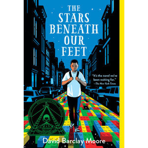MOORE, DAVID BARCLAY STARS BENEATH OUR FEET by DAVID BARCLAY MOORE